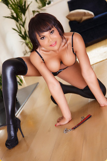 Anna TS London Escorts